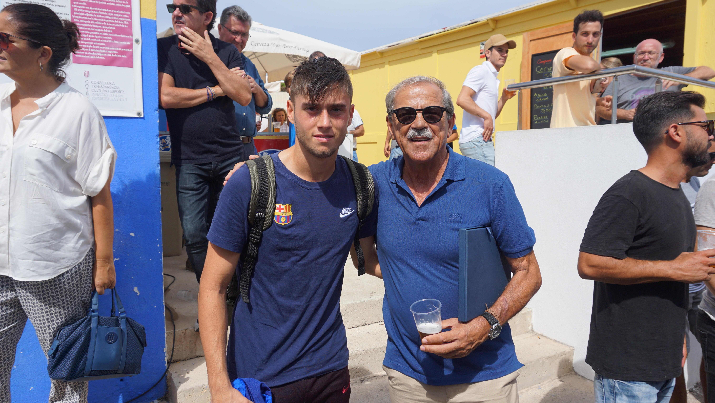 Villacarlos vs FCB Juvenil A image